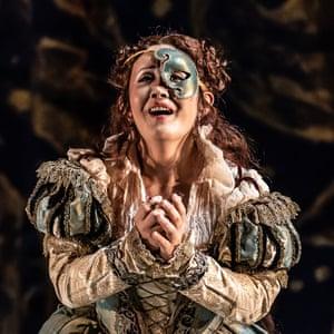 Yasko Sato as Teodora in 'Il bravo' by Mercadante Wexford Festival Opera 2018 Photo credit: © CLIVE BARDA/ArenaPAL;
