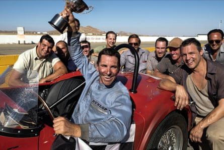 Christian Bale on winning form in sporting biopic Le Mans '66.