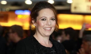 Olivia Colman attends a screening of The Lobster.
