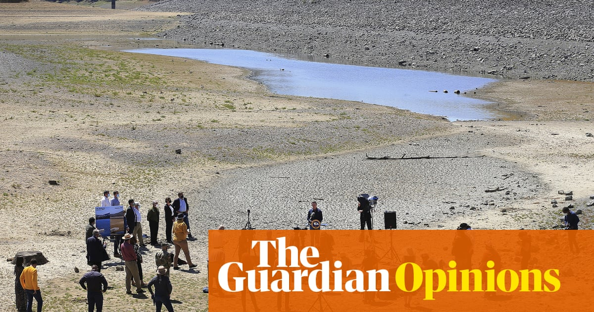 Our climate change turning point is right here, right now