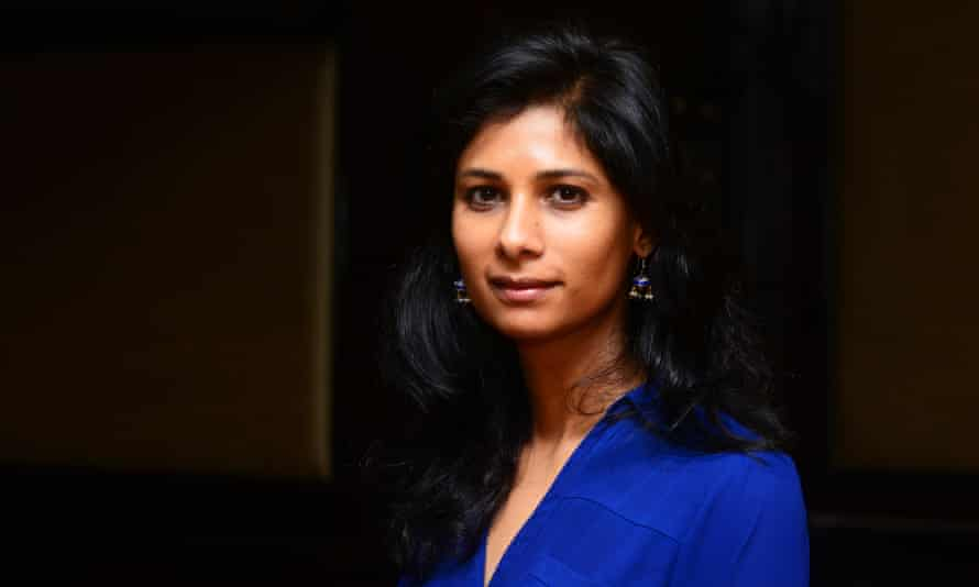 Gita Gopinath, chief economist at the IMF