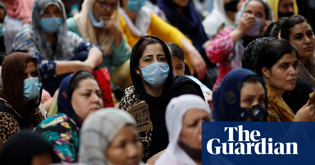 'We can never go back': Taliban surge spreads fear in Delhi's 'Little Kabul'