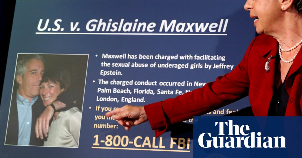 Ghislaine Maxwell will not say anything about Prince Andrew, says friend - the guardian
