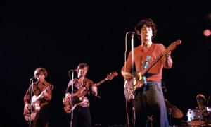 Jonathan richman and The Modern Lovers, 1977.
