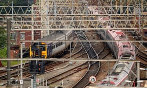 'The station he has picked is one of the busiest intersections in the north of England.'