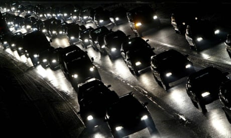 Study links blood pressure risk to road noise