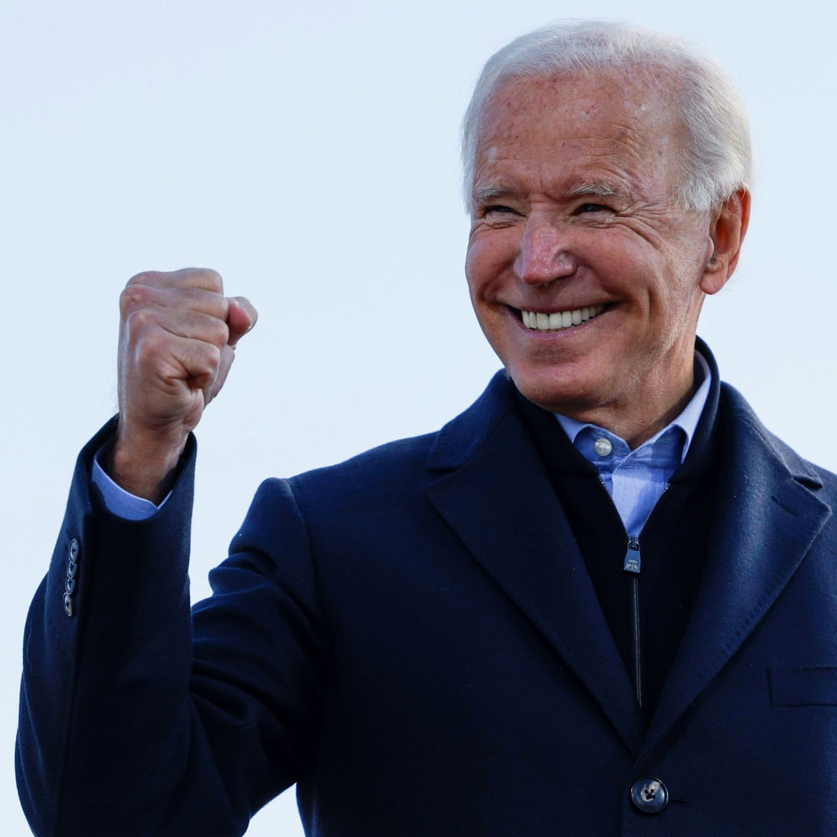 Joe Biden From A Campaign That Almost Collapsed To Fighting Trump For The Presidency Us News The Guardian
