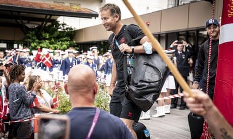 Denmark are not underdogs against England, says coach Kasper Hjulmand