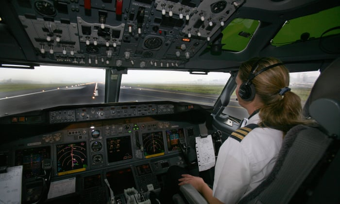 676891b867 Why airlines need more female pilots to take to the skies | Travel ...
