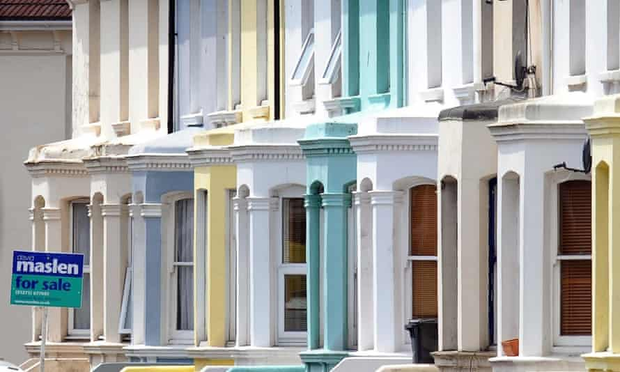 Houses in Brighton