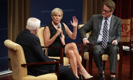 Morning Joe co-host Mika Brzezinski has been consistently targeted by Trump.