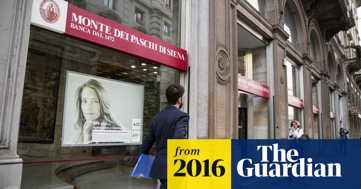 Italy Plans Monte Dei Paschi Di Siena Rescue If Private Bailout