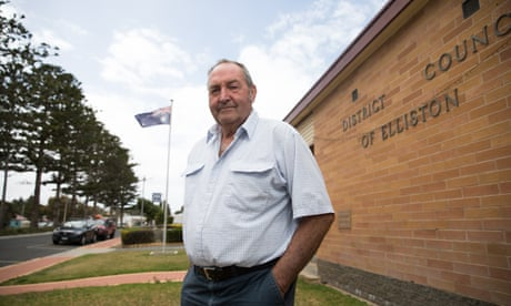 'It's like a big dark cloud has lifted': the town dragged into reconciliation – photo essay
