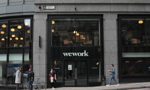 Wework Office space City of London (near Liverpool St)