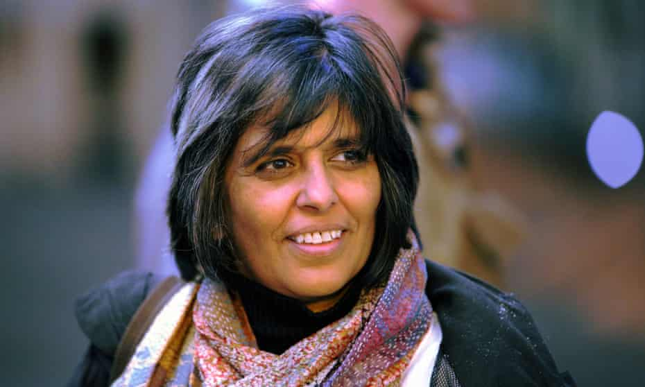 Kully Thiarai during rehearsals of We Are Still Here,  by the National Theatre Wales.