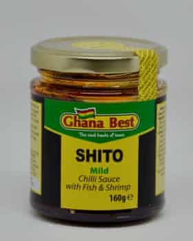 Ghana Best shito