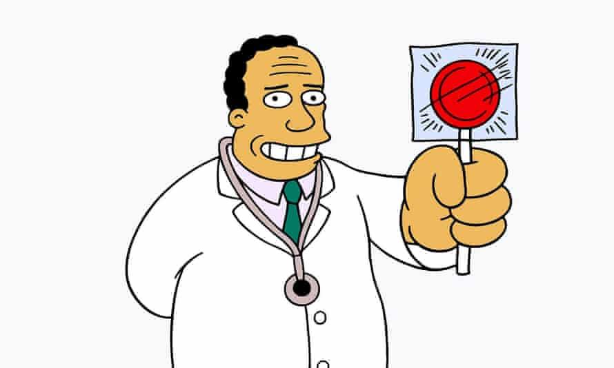 Harry Shearer has voiced Dr. Julius Hibbert since 1989.