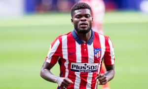 Thomas Partey has been wanted by Arsenal for some time and he has finally joined from Atlético Madrid.