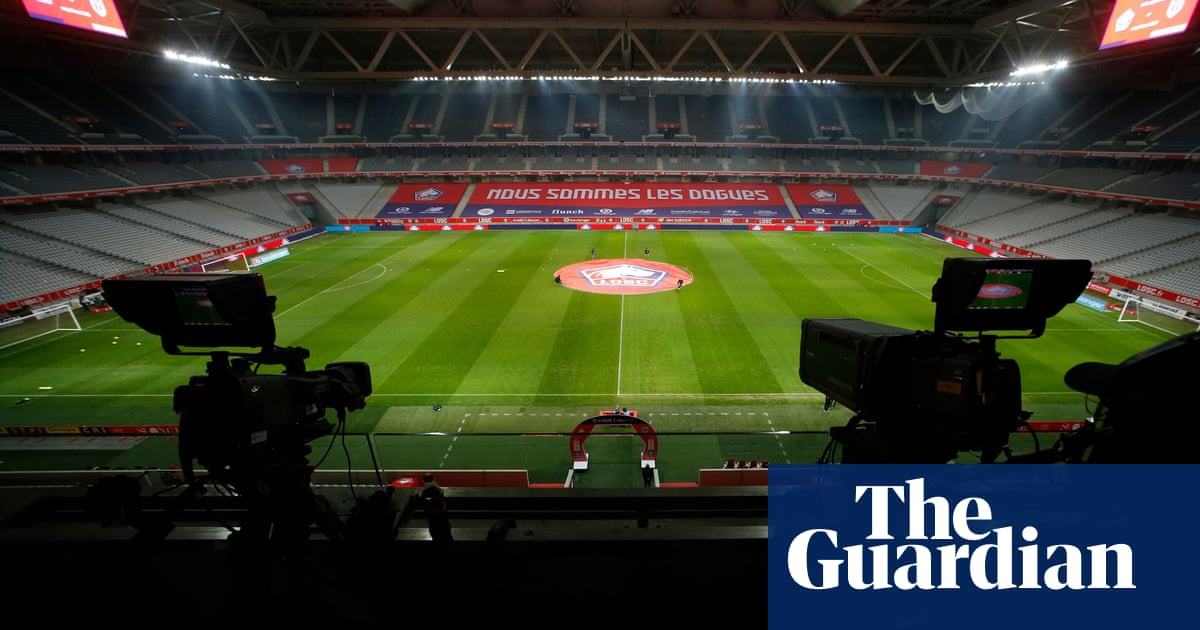 French football crisis deepens as TV rights offers fail to reach reserve price