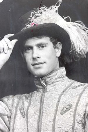 Prince Edward in The Taming Of The Shrew, 1985