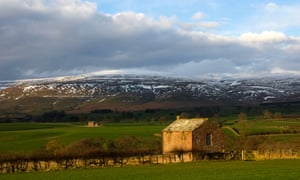 """""""Barn in the north Pennines, overlooked by Cross Fell"""""""