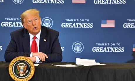 'Revolting': Trump condemned for saying George Floyd is praising US economy
