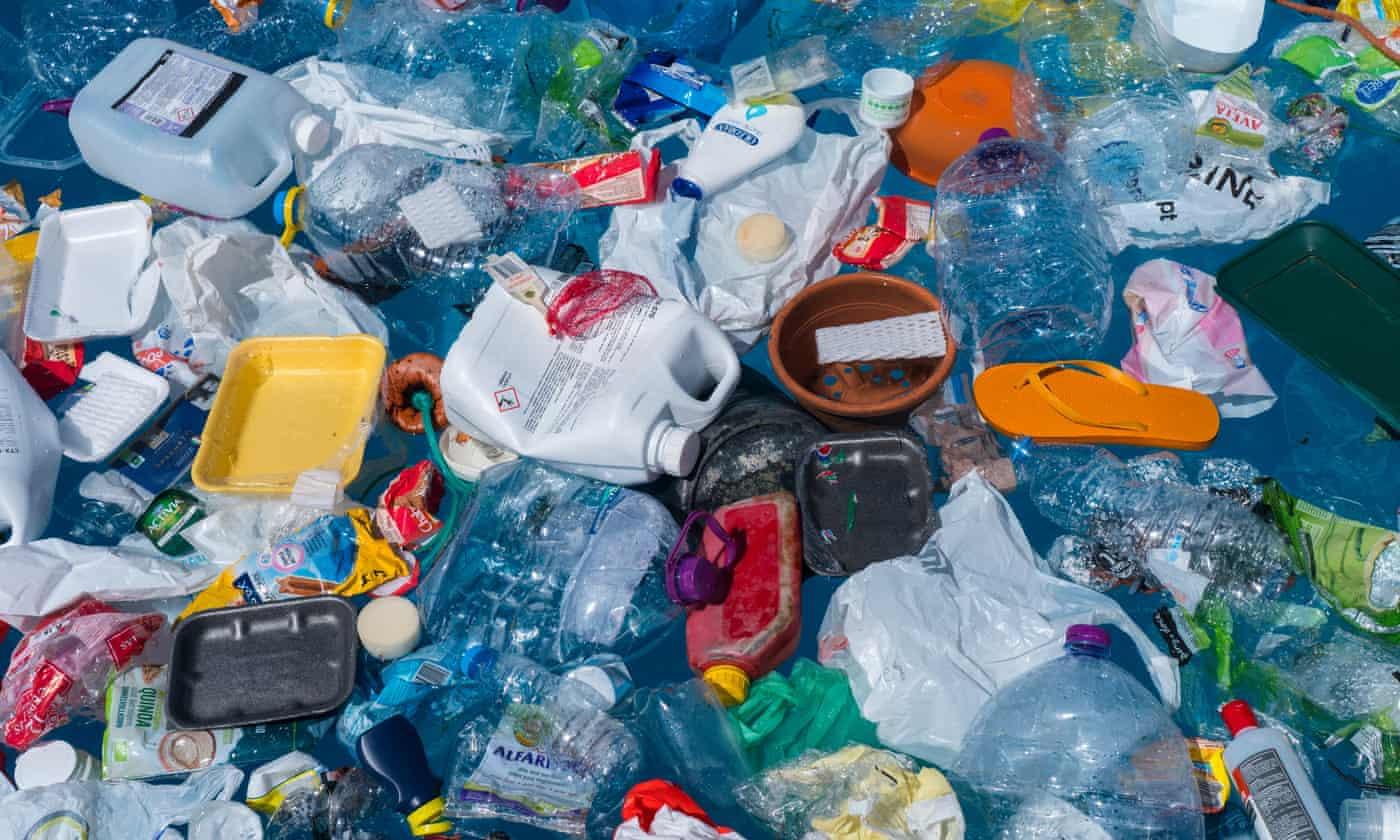 California to consider unprecedented plan to reduce plastic pollution