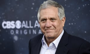 According to CNBC, negotiations about Les Moonves's exit have been going on for some time.