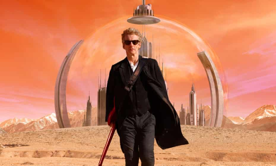 The Doctor (Peter Capaldi) in Hell Bent.