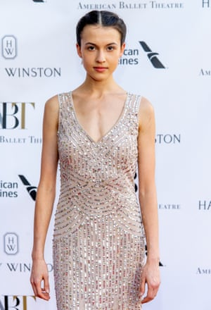 Remy Young attends the 2018 American Ballet Theatre Spring Gala.