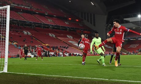 Liverpool 1 0 Ajax Champions League As It Happened Football The Guardian