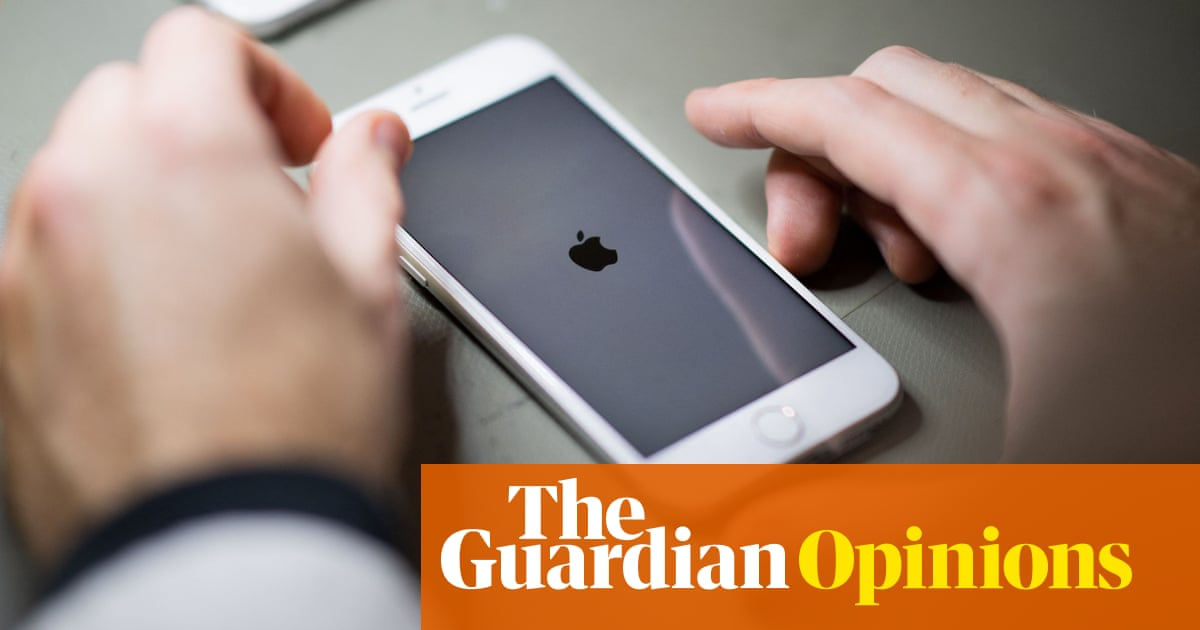 Action on sexual abuse images is overdue, but Apple's proposals bring other dangers