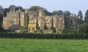 Berkeley Castle, Gloucestershire