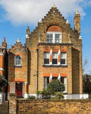 The Spaced house in Tufnell Park