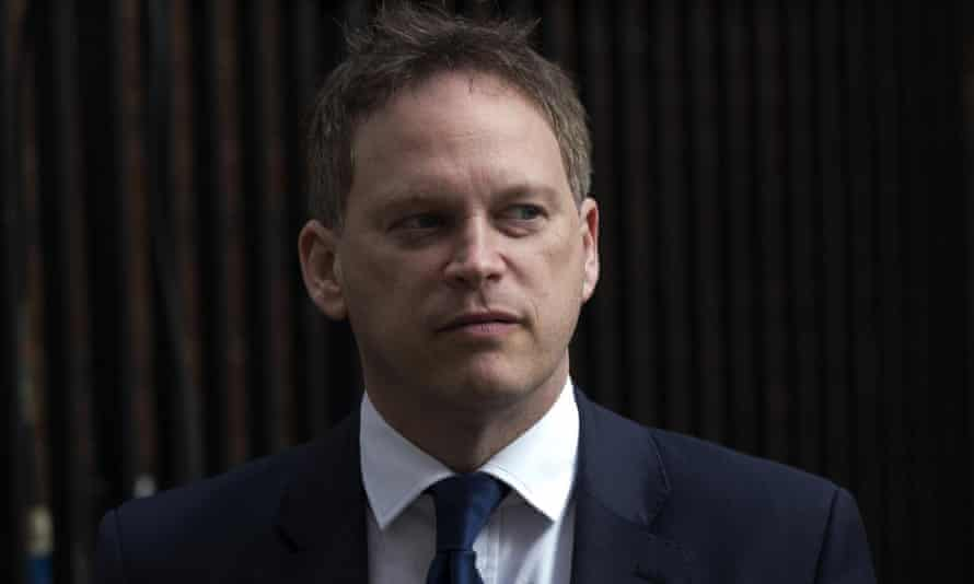 Grant Shapps was defended by a Conservative party spokesman as an 'expenses saint'.
