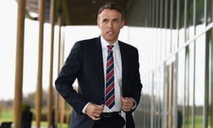 Phil Neville says he has received a 'fantastic' reception from people inside the women's game since taking his new role.