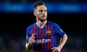 Has Ivan Rakitic got his eye on a move to Juventus?