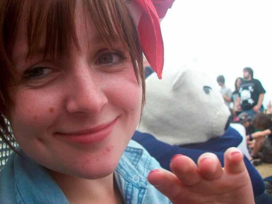 Zoo keeper Sarah McClay who was mauled to death by a tige at South Lakes Safari zoo