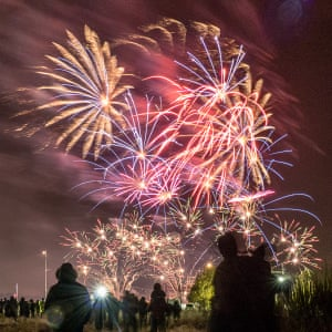 Free Firework Display, Wanstead Flats 5th November 2016The best fireworks are the free ones
