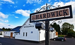 the hardwick wales