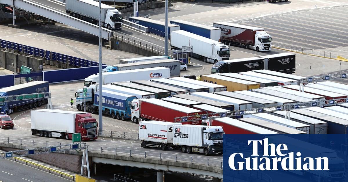 Britain to delay some post-Brexit border controls due to Covid crisis