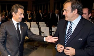 Michel Platini has said it was clear Nicolas Sarkozy wanted him to vote for Qatar to host the World Cup and the Qataris to take over PSG.