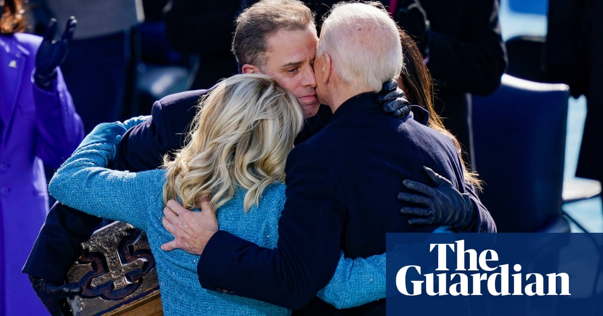 Beautiful Things review: Hunter Biden as prodigal son and the Trumpists' target