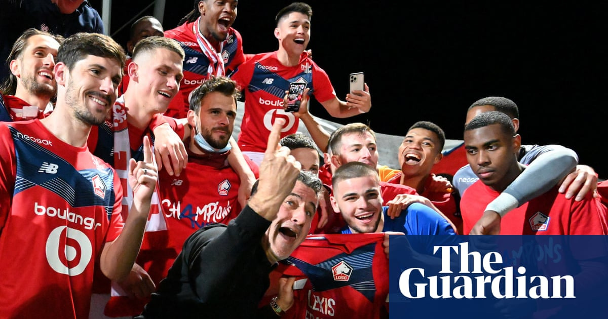 European roundup: Lille win at Angers to seal first Ligue 1 title in 10 years