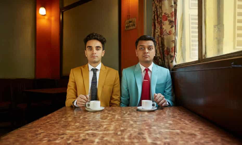 Parekh & Singh - Jivraj Singh (left) and Nischay Parekh.