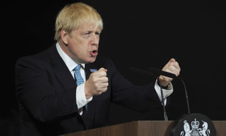 Splitting the Tories now is stupid. But Johnson knows only tribal machismo