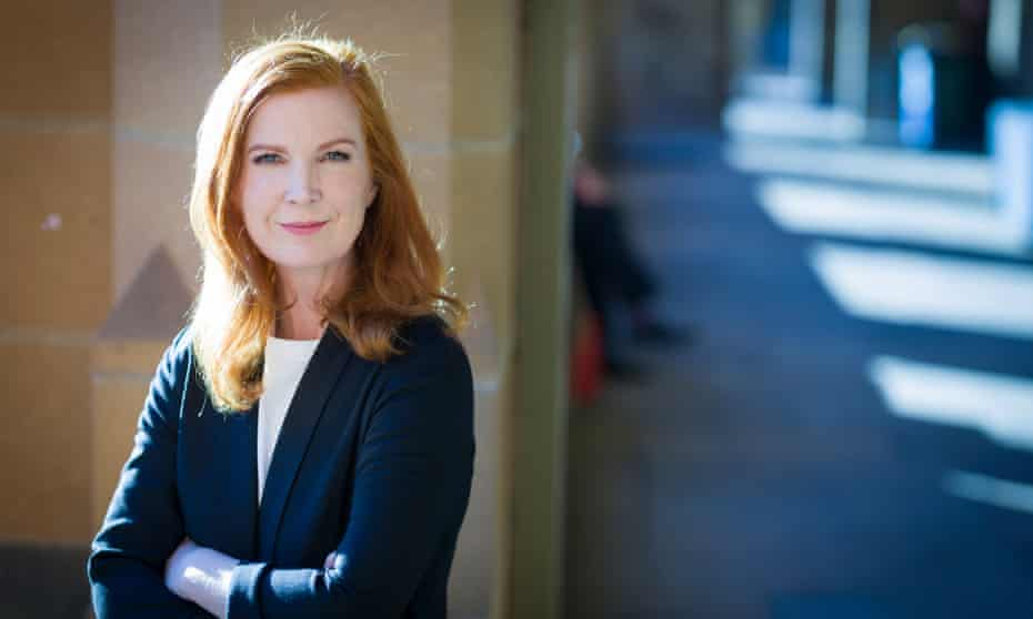 Kate Crawford of Microsoft and the University of Southern California.
