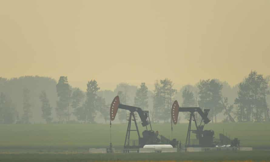 Alberta – the heartland of Canada's oil industry – is by far the biggest polluter in the country.