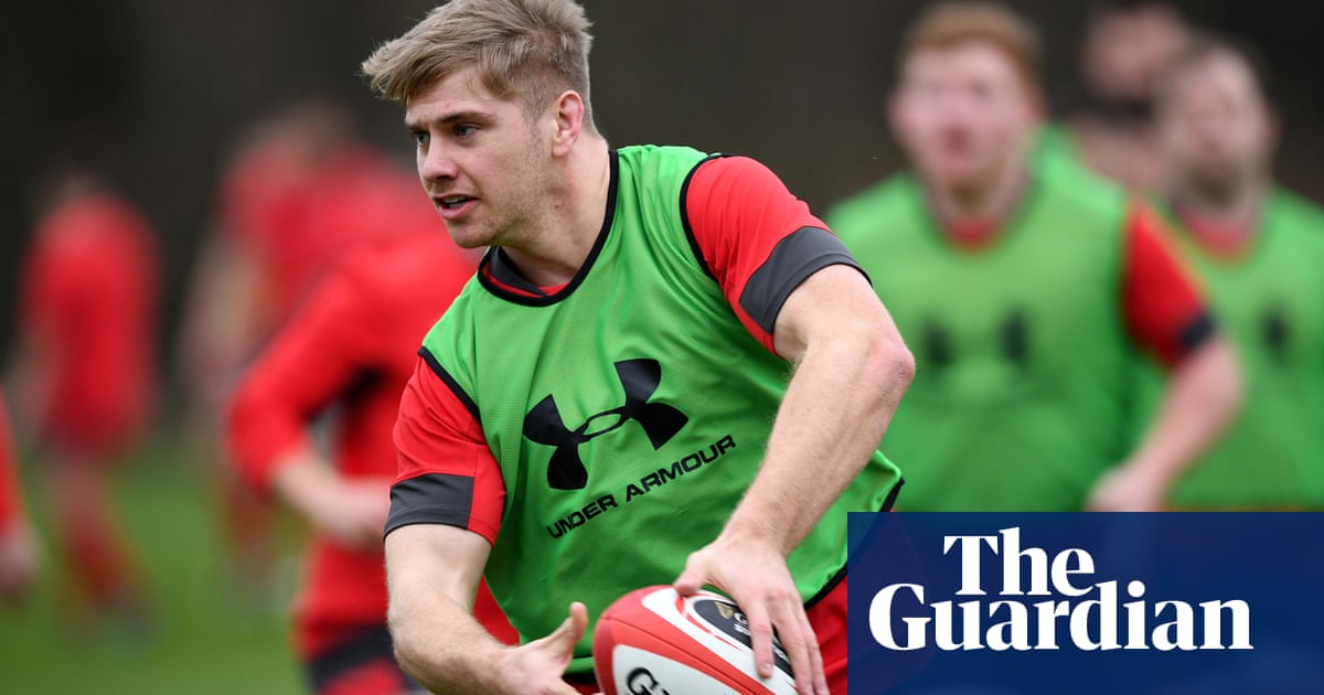 Aaron Wainwright: 'Wales showed last year we can handle anything'