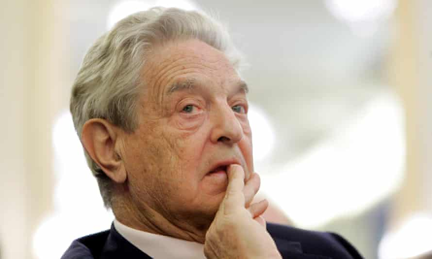 George Soros has set up the Open Society Foundation which works to increase government accountability.